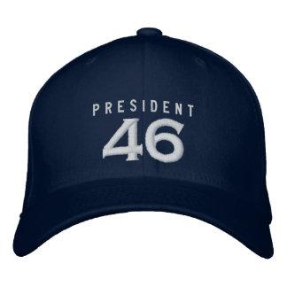 Président 46 casquette - marine