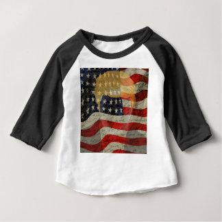 Président américain t-shirt pour bébé