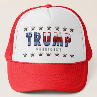 Président d'atout casquette
