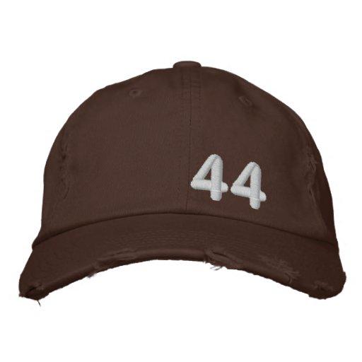 Président de Barack Obama quarante-quatrième Chapeau Brodé