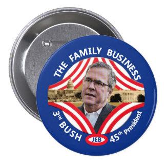 Président de Jeb quarante-cinquième Badges
