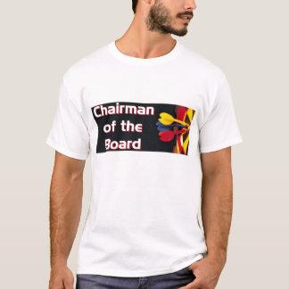 Président du conseil d'administration - dards #2 t-shirt