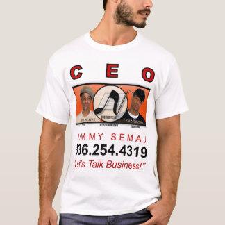 Président - Jimmy Semaj T-shirt