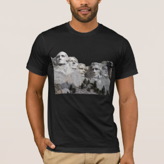 PRÉSIDENT OBAMA - MONT RUSHMORE T-SHIRT