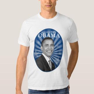 Président quarante-quatrième - Barack Obama B&W T-shirts