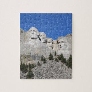 Présidents Etats-Unis Amérique du mont Rushmore le Puzzles