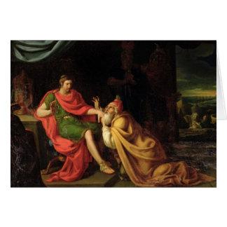 Priam et Achille Cartes