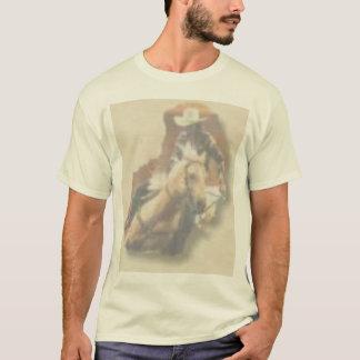 Prière de coureurs de baril t-shirt