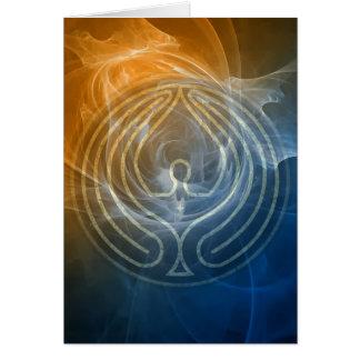 Prière-Rumi et art poétique Cartes