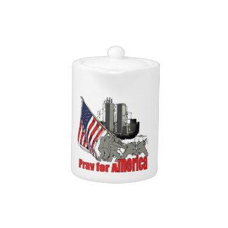 Priez pour l'Amérique