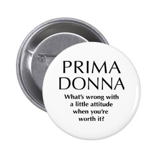 Prima fier Donna - la puissance des femmes drôles Badges