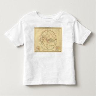 Primitif de DES Grecs de Geographie T-shirt Pour Les Tous Petits