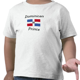 Prince dominicain t-shirts