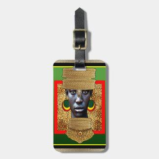 Prince d'or étiquette à bagage