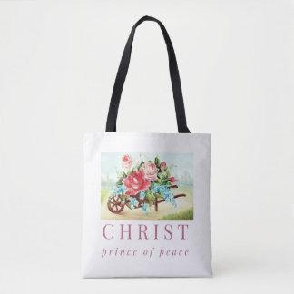 Prince du Christ de sac fourre-tout à toile de