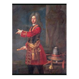 Prince Eugene de la Savoie Cartes Postales