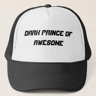 Prince foncé de casquette officiel