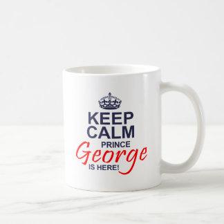 Prince George est ici Mug