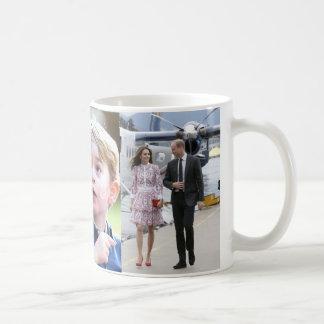 Prince George et princesse Charlotte et Kate de Mug