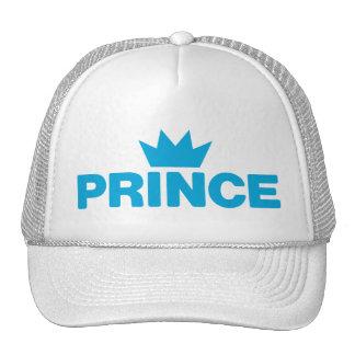 Prince Hat de famille royale (anglais) Casquettes