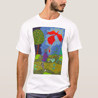 Prince Ivan et le Firebird T-shirt