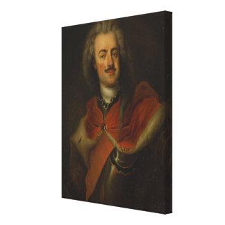 Prince Leopold de Dessau Toiles