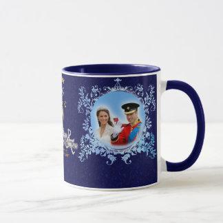 Prince William et princesse Catherine Wedding Mug