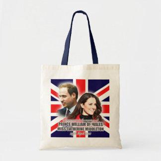 Prince William et sac de Kate Middleton