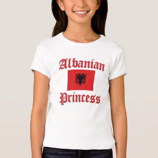 Princesse albanaise t-shirts