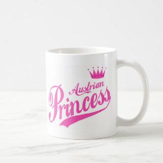 Princesse autrichienne mug