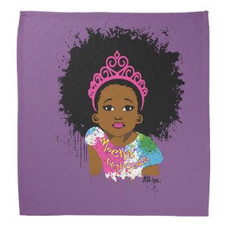 Princesse Bandana de moka