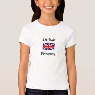 Princesse britannique t-shirt