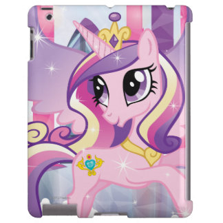Princesse Cadence Coque iPad
