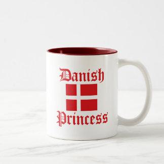 Princesse danoise tasse 2 couleurs