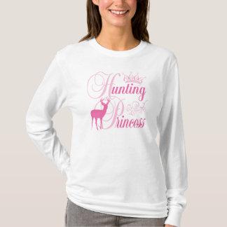 Princesse de chasse t-shirt