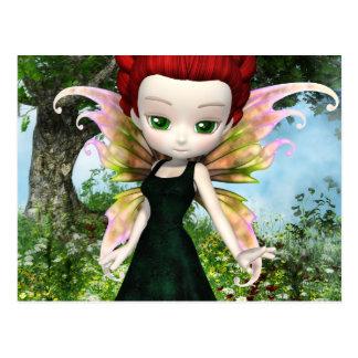Princesse de fée de Lil Carte Postale