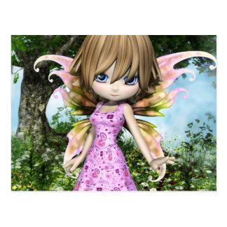 Princesse de fée de Lil Cartes Postales