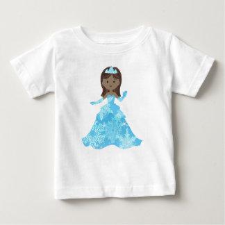 Princesse de glace t-shirt pour bébé