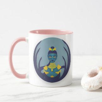 Princesse de la lune mug