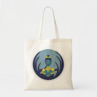 Princesse de la lune sac de toile