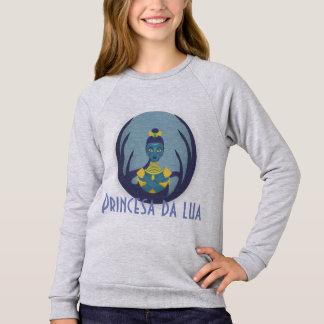 Princesse de la lune sweatshirt