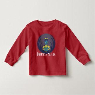 Princesse de la lune t-shirt pour les tous petits