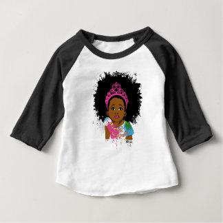 Princesse de moka t-shirt pour bébé