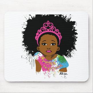 Princesse de moka tapis de souris