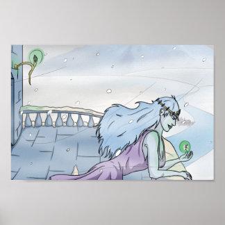 Princesse de neige posters