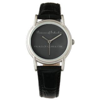 Princesse de palais de ® de banlieue de fascinant montres bracelet