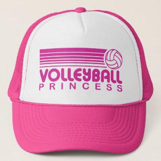 Princesse de volleyball casquette
