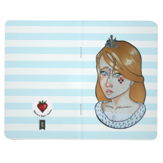 Princesse des as - journal (bleu)