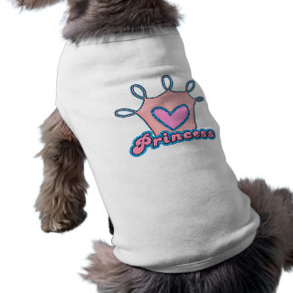Princesse Design de parties scintillantes T-shirt