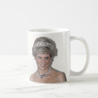 Princesse Diana Collection de HRH Mug